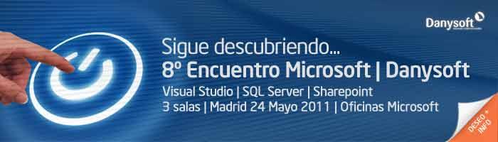 VIII Encuentro Microsoft | Danysoft