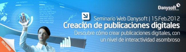 Creación publicaciones digitales
