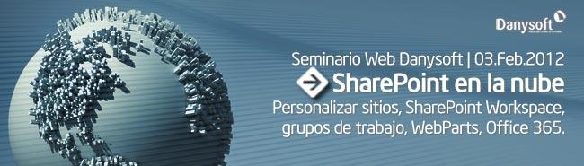 Seminario web sharepoint en la nube