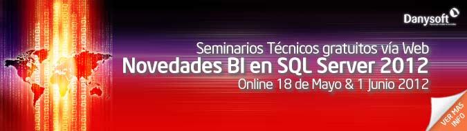 Novedades BI en SQL Server 2012