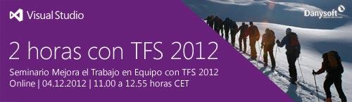 2 horas con TFS 2012