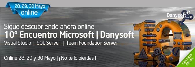 X Encuentro Microsoft - Danysoft