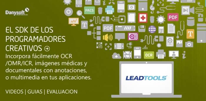 Leadtools, lead technologies