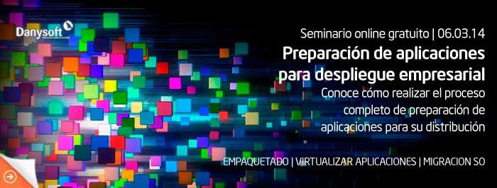 Flexera Adminstudio, seminario empaquetado danysoft