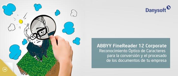 ABBYY FineReader 12 Corporate | Solución OCR para la conversión de documentos