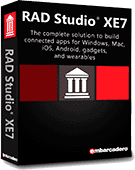 Novedades RAD Studio XE7 de Embarcadero