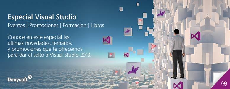 Microsoft Visual Studio, 2013, promociones