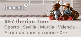 XE7 Iberian Tour | Oporto - Sevilla - Murcia - Valencia
