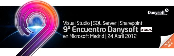 9 encuentro Danysoft en Microsoft