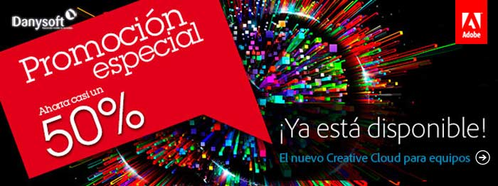 adobe creative cloud cc promocion