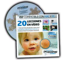 dvd 20 lecciones photoshop