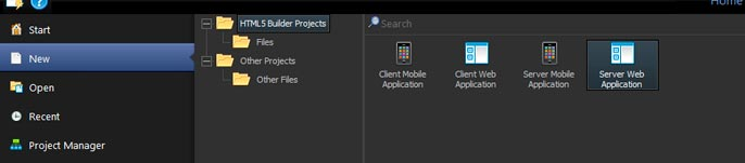 ajax call con html5 builder