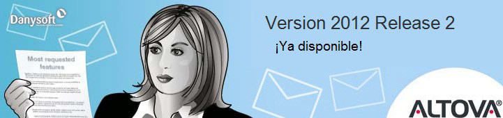 Altova Version 2012 Release 2