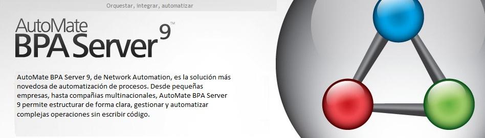 Automate BPA Server 9
