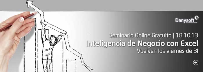seminario inteligencia de negocio con excel 2013