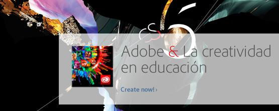 adobe la creatividad en educacion