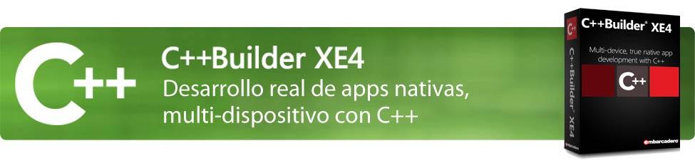 embarcadero C++Builder xe4