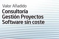 Consultoria gestión proyectos software sin coste