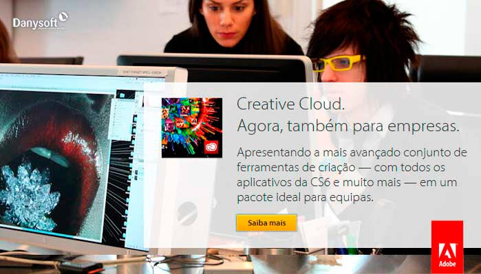 Adobe Creative Cloud para empresas