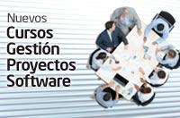 cursos gestion proyectos software