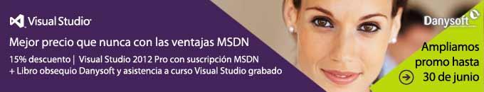 visual studio 2012 oferta especial