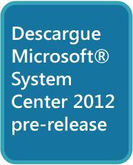 System center 2012