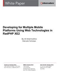 guia creación aplicaciones dispositivos móviles con html5 builder y radphp