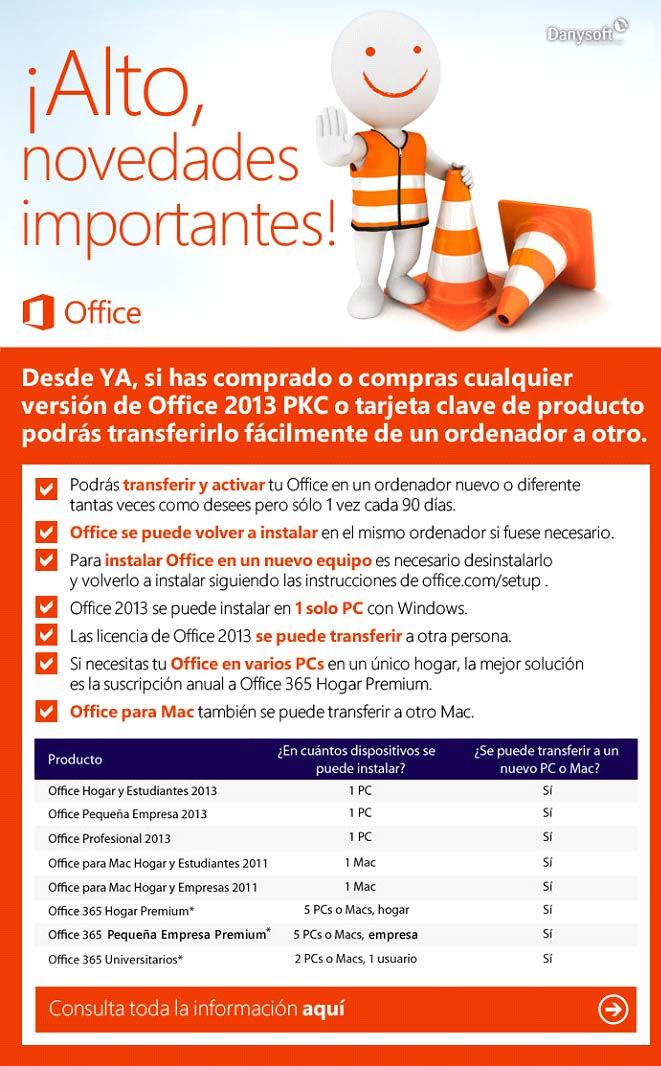 Office 2013 PKC | Danysoft