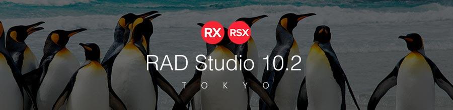 RAD Studio 10.2 Tokyo
