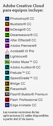 adobe licencias software