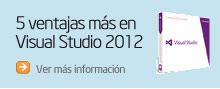 Especial Visual Studio 2012