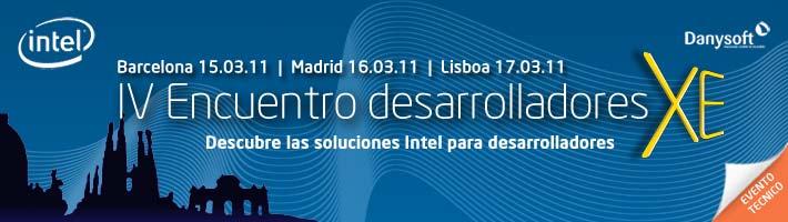 IV encuentro desarrolladores Intel