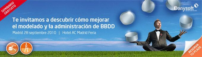 Descubre soluciones modelado y administración BBDD