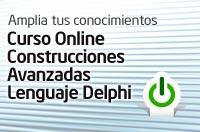 curso construcciones avanzadas lenguaje delphi