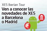 Embarcadero xe5 iberian tour
