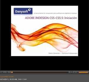 Video de Adobe CS5.5