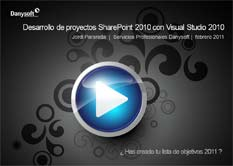 Video WebParts y Páginas SharePoint