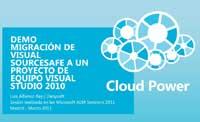 Video Migrar Visual Source Safe a un proyecto Visual Studio 2010