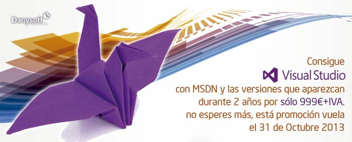 Microsoft visual studio 2012 con MSDN