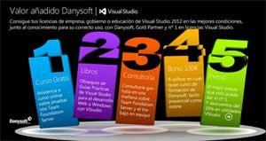 Ofertas Visual Studio 2012