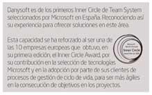 inner circle award Visual Studio