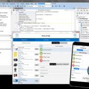 XE8 es la plataforma para crear apps conectadas para Windows, Mac, iOS, Android, IoT