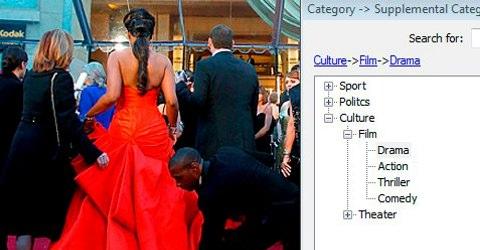 Crea listas de palabras clave, otros contenidos o taxonomias para lograr una rápida asignación de metadatos