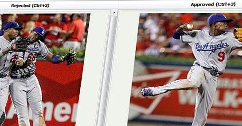 Clasifica tus imágenes con sólo arrastrarlas y soltarlas. Los metadatos se actualizarán automáticamente, personalizándose con macros