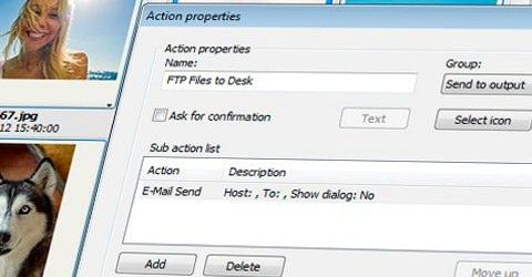 Aplica plantillas de texto rápidamente a una selección de ficheros, o ejecuta una macro condicional que actualice dinámicante los metadatos