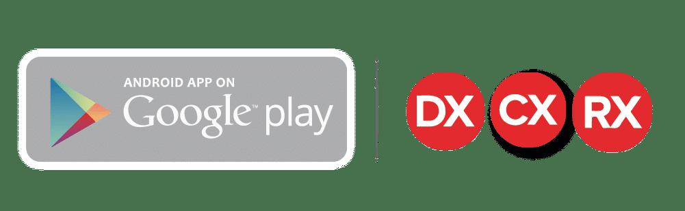 Extensión de Google Play Store para desarrolladores que utilizen DX o CX